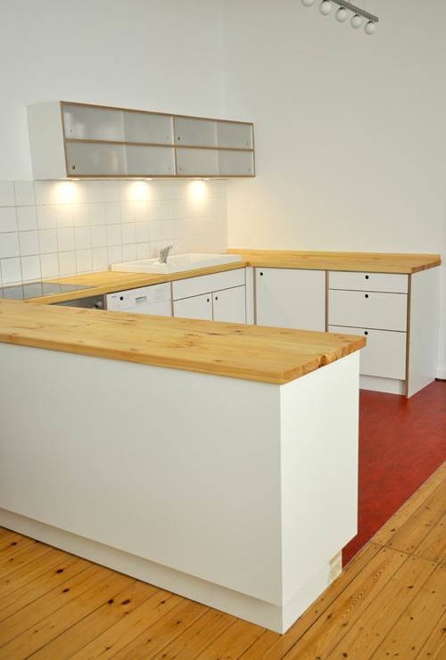 Arbeitsplatte kiefer kuche - Kuchenmobel kiefer ...